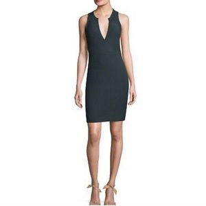 James Perse Vneck Sleeveless Sport Dress
